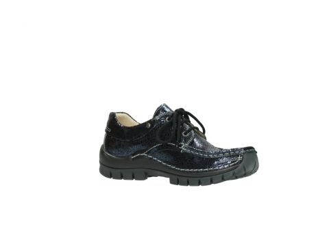 wolky chaussures a lacets 04726 fly winter 90800 cuir bleu_15