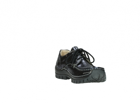 wolky chaussures a lacets 04726 fly winter 90800 cuir bleu_17