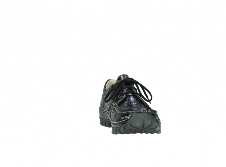 wolky chaussures a lacets 04726 fly winter 90800 cuir bleu_18