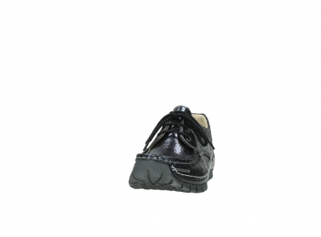 wolky chaussures a lacets 04726 fly winter 90800 cuir bleu_20