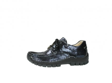wolky chaussures a lacets 04726 fly winter 90800 cuir bleu_24
