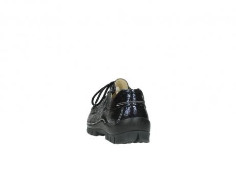 wolky chaussures a lacets 04726 fly winter 90800 cuir bleu_6