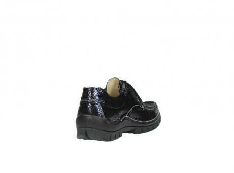 wolky chaussures a lacets 04726 fly winter 90800 cuir bleu_9