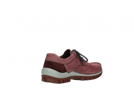 wolky veterschoenen 04734 seamy fly 10510 bordeaux nubuck_10