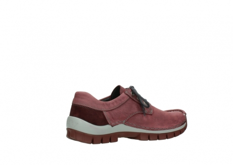wolky veterschoenen 04734 seamy fly 10510 bordeaux nubuck_11