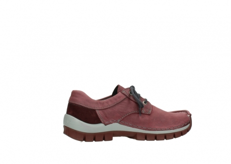 wolky veterschoenen 04734 seamy fly 10510 bordeaux nubuck_12