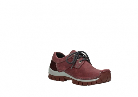 wolky veterschoenen 04734 seamy fly 10510 bordeaux nubuck_16