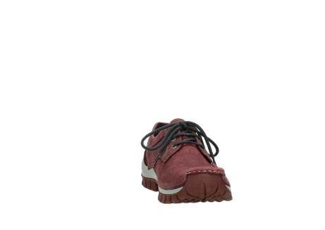 wolky veterschoenen 04734 seamy fly 10510 bordeaux nubuck_18