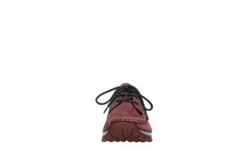 wolky veterschoenen 04734 seamy fly 10510 bordeaux nubuck_19