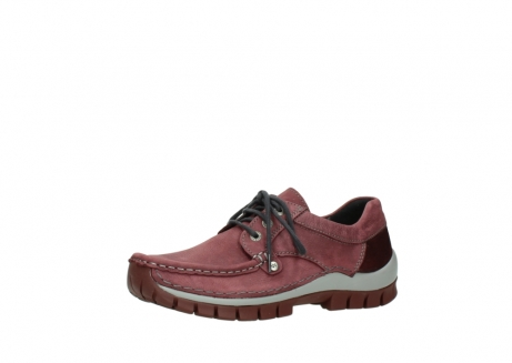 wolky veterschoenen 04734 seamy fly 10510 bordeaux nubuck_23