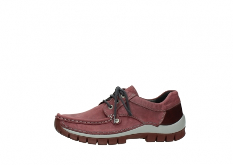 wolky veterschoenen 04734 seamy fly 10510 bordeaux nubuck_24