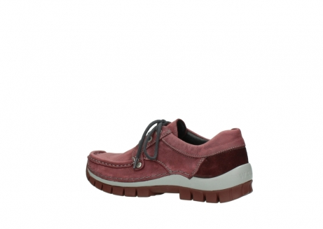 wolky veterschoenen 04734 seamy fly 10510 bordeaux nubuck_3
