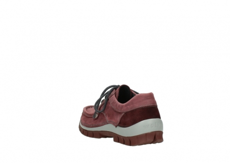 wolky veterschoenen 04734 seamy fly 10510 bordeaux nubuck_5