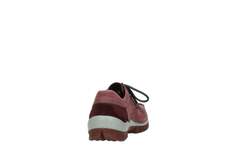wolky veterschoenen 04734 seamy fly 10510 bordeaux nubuck_8