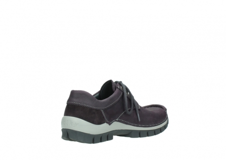 wolky lace up shoes 04734 seamy fly winter 10600 purple nubuck_10