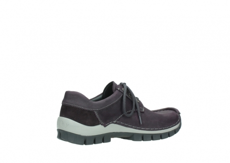 wolky lace up shoes 04734 seamy fly winter 10600 purple nubuck_11