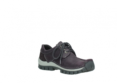 wolky lace up shoes 04734 seamy fly winter 10600 purple nubuck_16