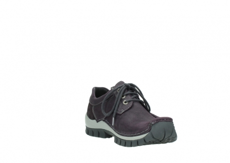 wolky lace up shoes 04734 seamy fly winter 10600 purple nubuck_17
