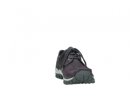 wolky lace up shoes 04734 seamy fly winter 10600 purple nubuck_18