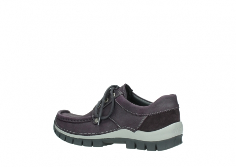 wolky lace up shoes 04734 seamy fly winter 10600 purple nubuck_3