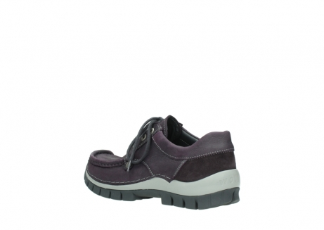 wolky lace up shoes 04734 seamy fly winter 10600 purple nubuck_4