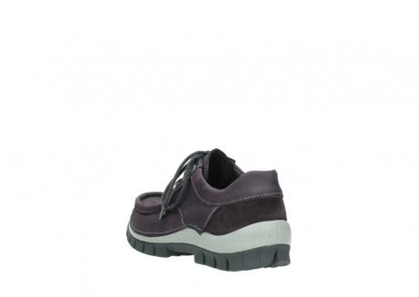 wolky lace up shoes 04734 seamy fly winter 10600 purple nubuck_5