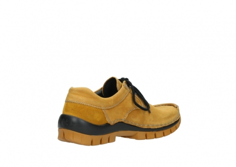 wolky chaussures a lacets 04734 seamy fly winter 11932 nubuck jaune_10