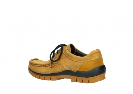 wolky chaussures a lacets 04734 seamy fly winter 11932 nubuck jaune_3