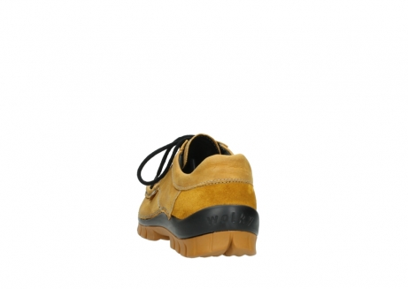 wolky chaussures a lacets 04734 seamy fly winter 11932 nubuck jaune_6