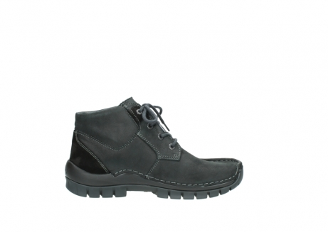 wolky veterschoenen 04735 seamy cross up 10000 zwart nubuck_13