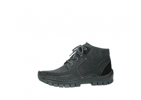 wolky veterschoenen 04735 seamy cross up 10000 zwart nubuck_24