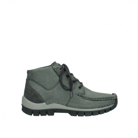 wolky schnurschuhe 04735 seamy cross up 10220 grau nubukleder