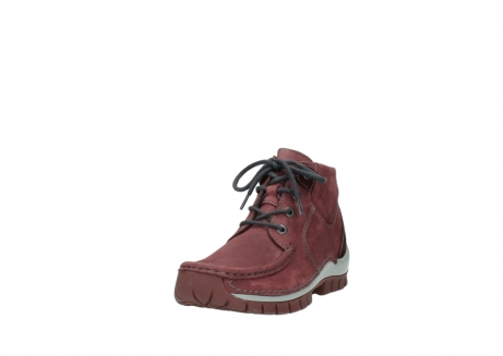 wolky lace up shoes 04735 seamy cross up 10510 burgundy nubuck_21