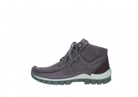 wolky veterschoenen 04735 seamy cross up 10600 paars nubuck_1