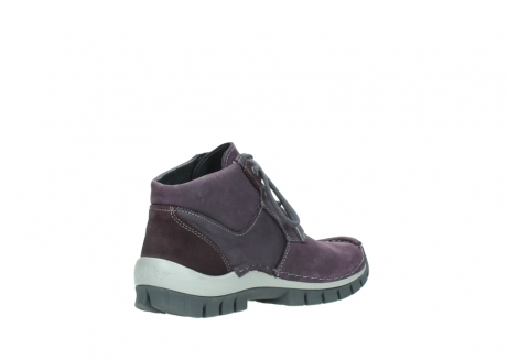 wolky veterschoenen 04735 seamy cross up 10600 paars nubuck_10
