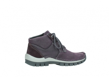 wolky veterschoenen 04735 seamy cross up 10600 paars nubuck_12