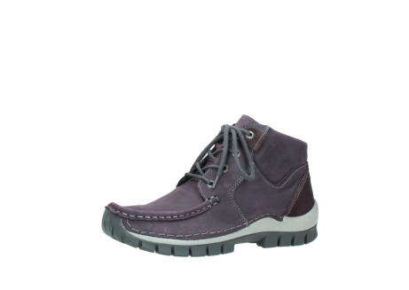 wolky veterschoenen 04735 seamy cross up 10600 paars nubuck_23