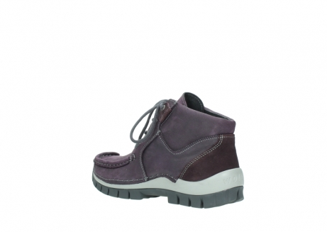 wolky veterschoenen 04735 seamy cross up 10600 paars nubuck_4