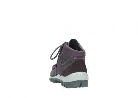 wolky veterschoenen 04735 seamy cross up 10600 paars nubuck_6