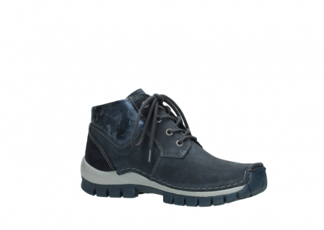 wolky veterschoenen 04735 seamy cross up 19800 blauw nubuck_15