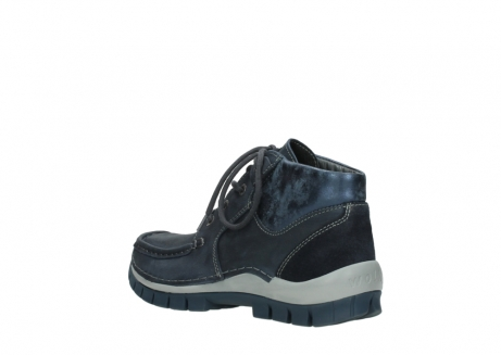 wolky veterschoenen 04735 seamy cross up 19800 blauw nubuck_4