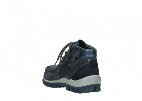 wolky veterschoenen 04735 seamy cross up 19800 blauw nubuck_5