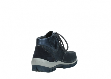 wolky veterschoenen 04735 seamy cross up 19800 blauw nubuck_9