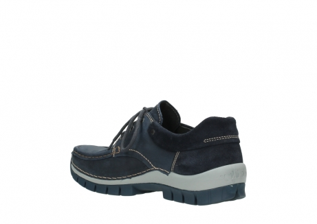 wolky veterschoenen 04750 fly men 11802 blauw geolied nubuck_10