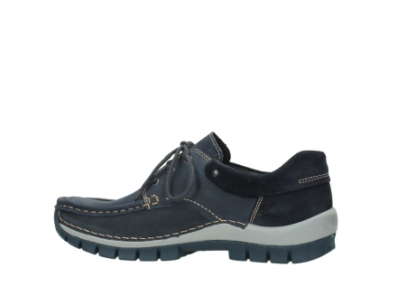 wolky chaussures a lacets 04750 fly men 11802 nubuck bleu_12