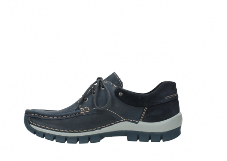 wolky veterschoenen 04750 fly men 11802 blauw geolied nubuck_13