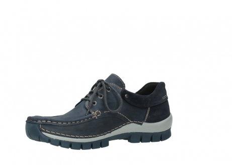 wolky veterschoenen 04750 fly men 11802 blauw geolied nubuck_15