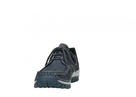 wolky veterschoenen 04750 fly men 11802 blauw geolied nubuck_18