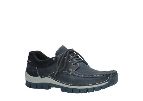 wolky veterschoenen 04750 fly men 11802 blauw geolied nubuck_23