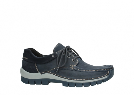wolky veterschoenen 04750 fly men 11802 blauw geolied nubuck_24